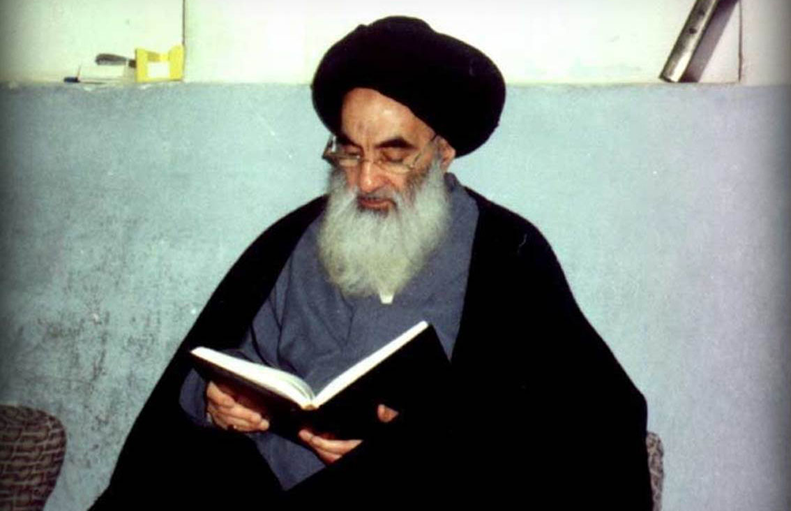 Ayetollah Seyed  Ali as-Sistani